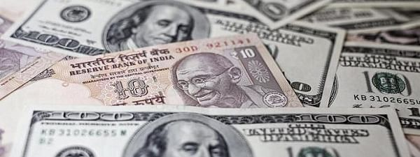 Rupee up by 2 paise against USD
