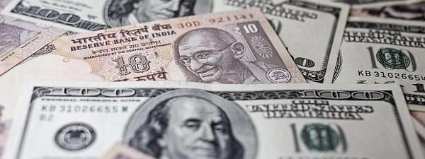 Rupee ends weak at 71.66 against USD