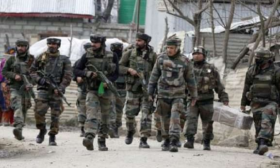 Militants attack SF camp in Sopore, no injury reported