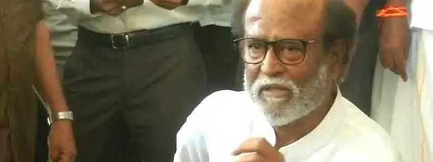 Rajini Kanth visiting Thoothukudi on Wednesday