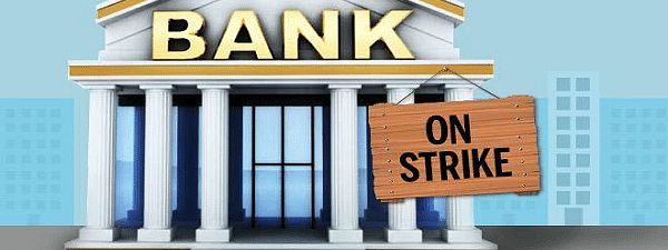 Bank strike on day one 'total success': AIBEA