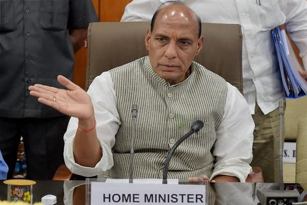 Rajnath likely to visit J&K to review security situation