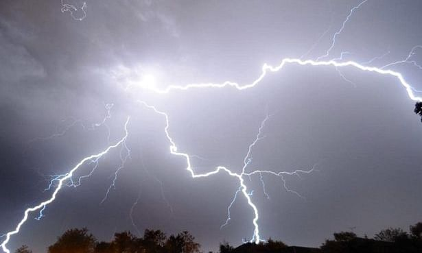 Lightning kills farmer in Ramgarh, 4 others injured in road accident