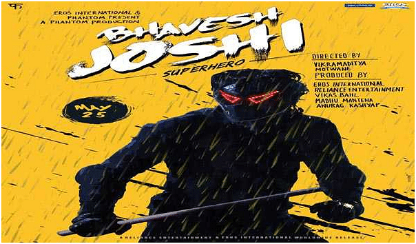 Makers announce 'Bhavesh Joshi Superhero' with quirky posters