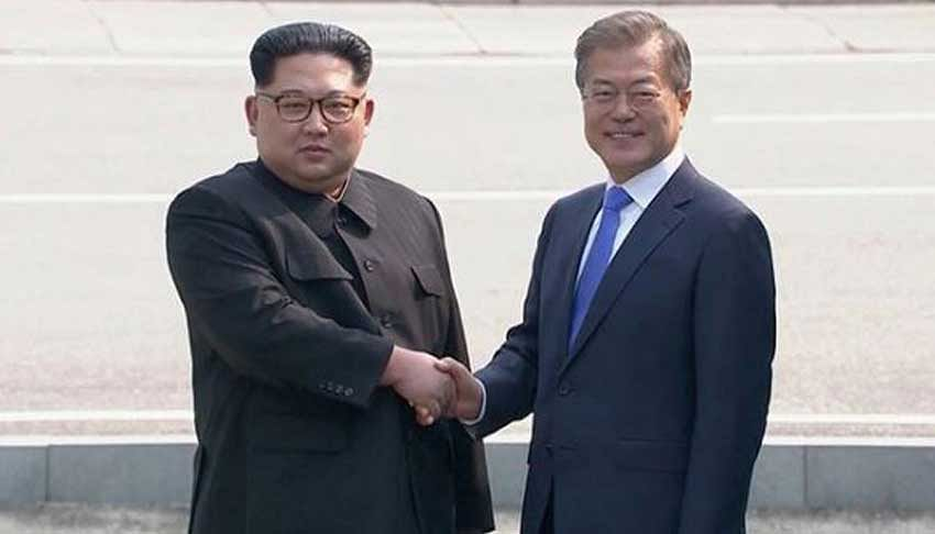 Korean summit at Panmunjom