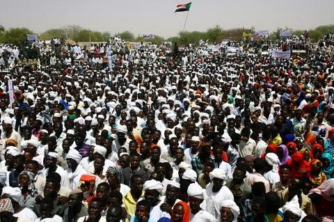 US expresses concern over fighting at Darfur in Sudan