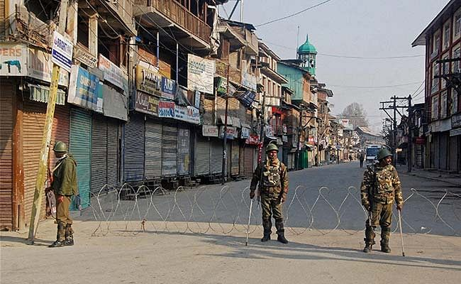 Restrictions imposed in Srinagar as separatists call for strike