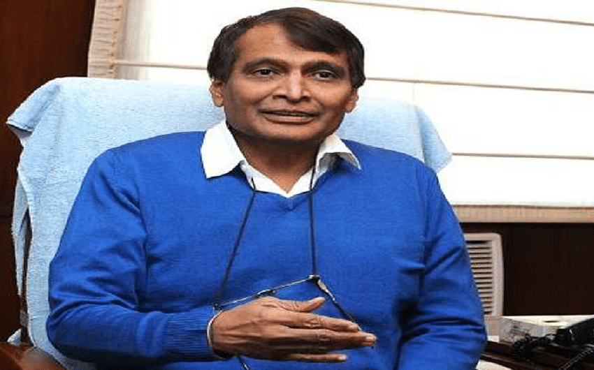 Startups will be new engine of growth for Goa: Suresh Prabhu