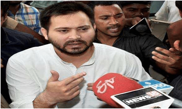JD(U) slams Tejaswi, says two months old video used to defame Bihar