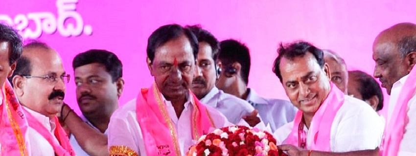 Federal Front move may take centre stage during TRS plenary deliberations