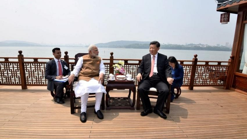 India's Modi to take boat ride with Xi on final day of China trip