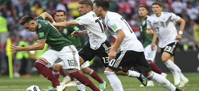 FIFA World Cup: Mexico stuns Germany 1-0 in opener