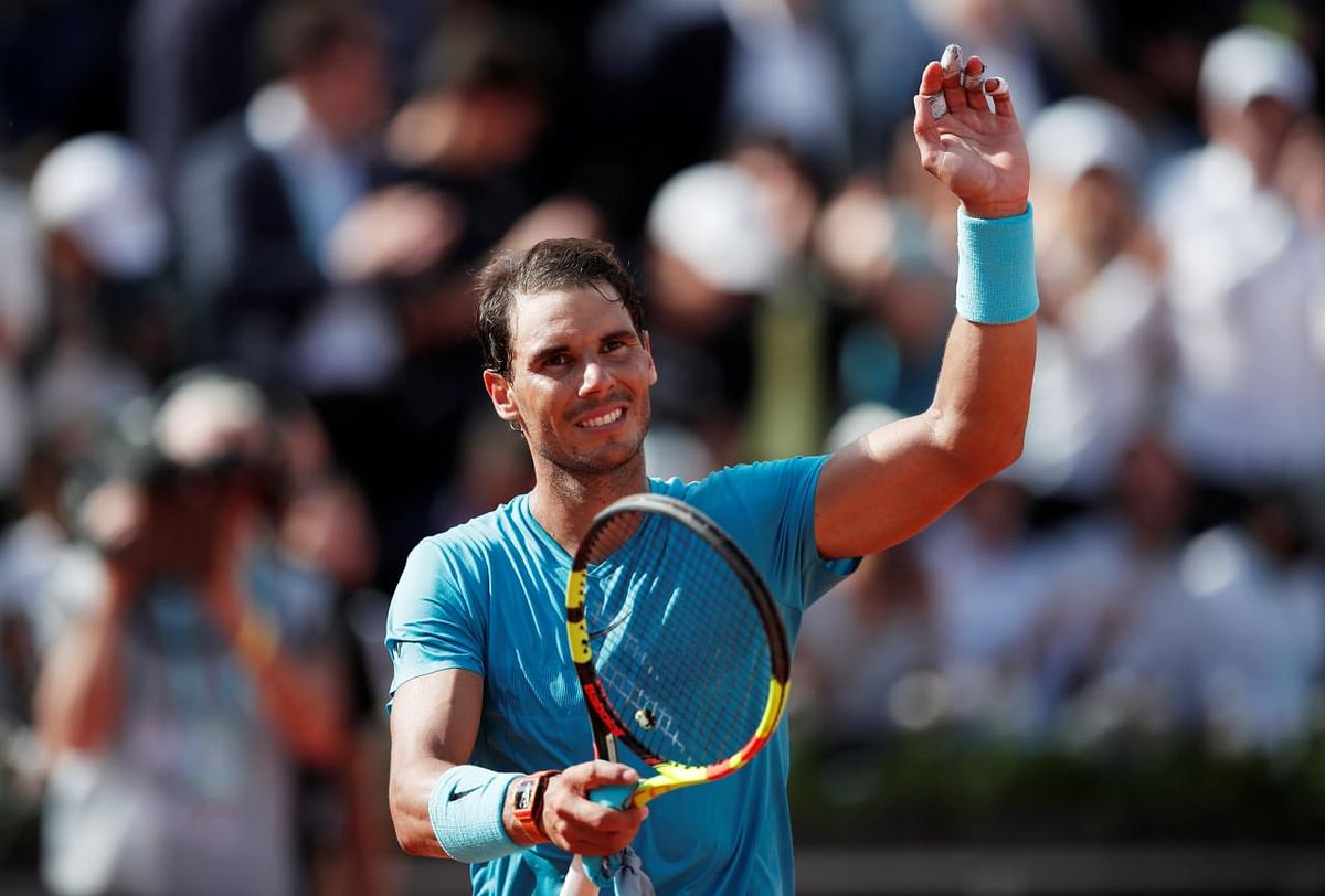 Nadal faces old friend Gasquet on French turf