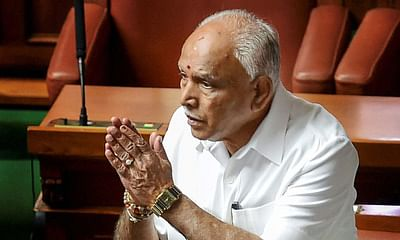 Yeddiyurappa takes oath as Chief Minister of Karnataka