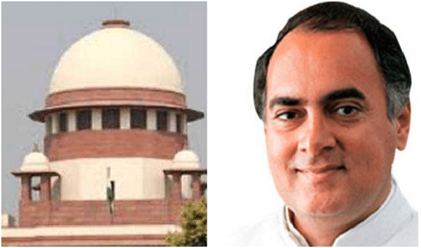 Rajiv Gandhi assassination: SC adjourns hearing
