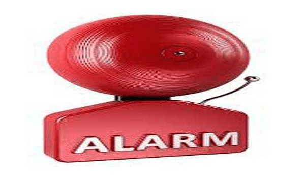 Robbery by thieves fails due to timely sound of alarm bell