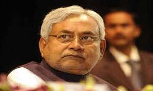 Nitish skips Yoga Day celebration in Bihar