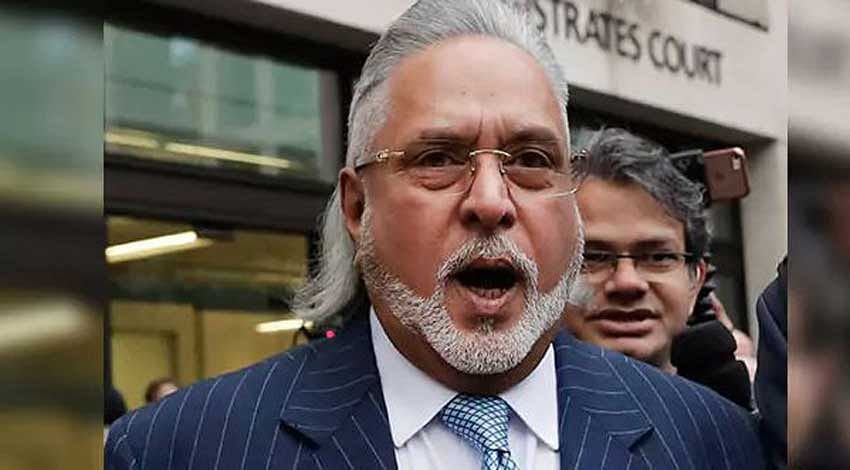 Indian banks win a lawsuit in the UK against Vijay Mallya