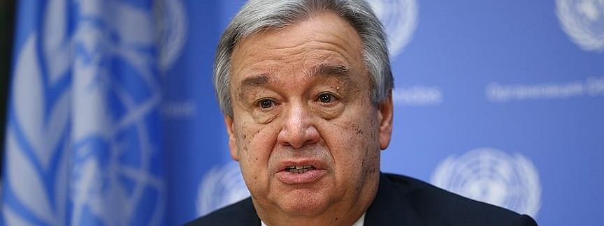 UN chief says global cooperation on digital technology vital to help defeat COVID-19