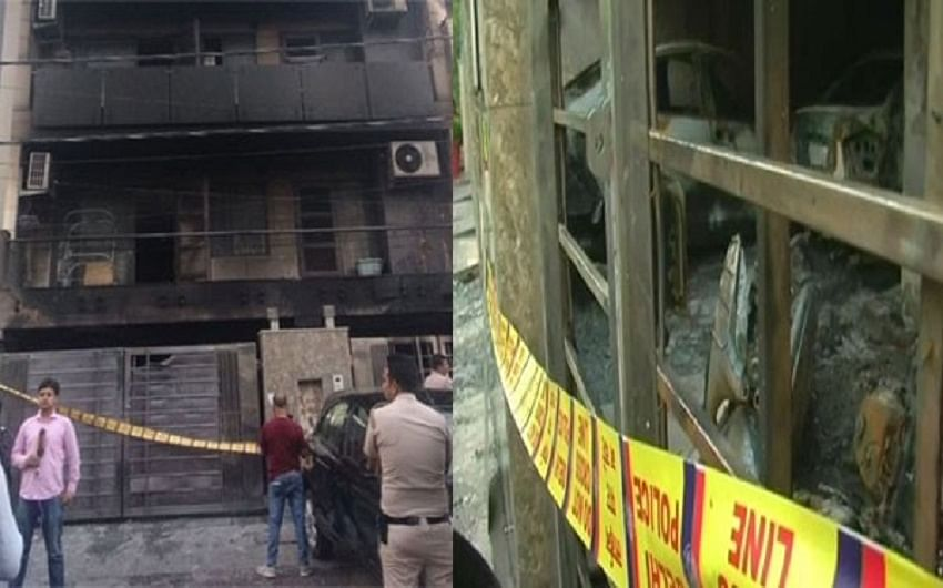 Delhi: Four killed after fire breaks out in house