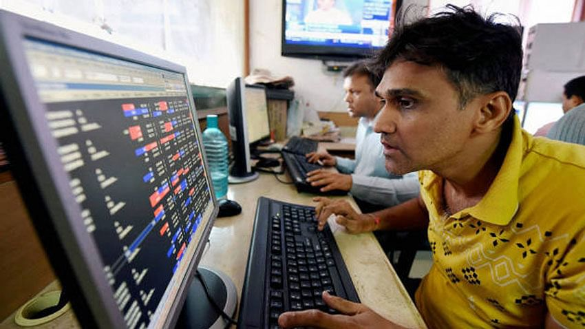 Sensex falls by 73.28 pts to 35,103.14 on brisk sell-off