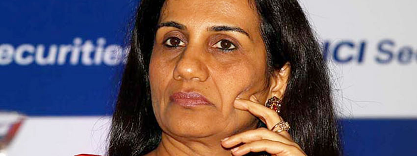 ICICI bank does not ask CEO Chanda Kochhar