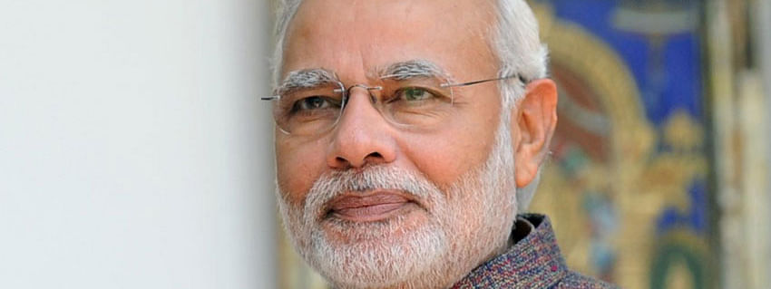 Modi govt completes four years, PM thanks people