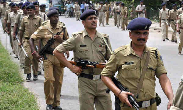 Elaborate security for 4th phase of polls in UP on Monday