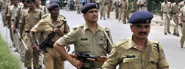 Elaborate security  in UP
