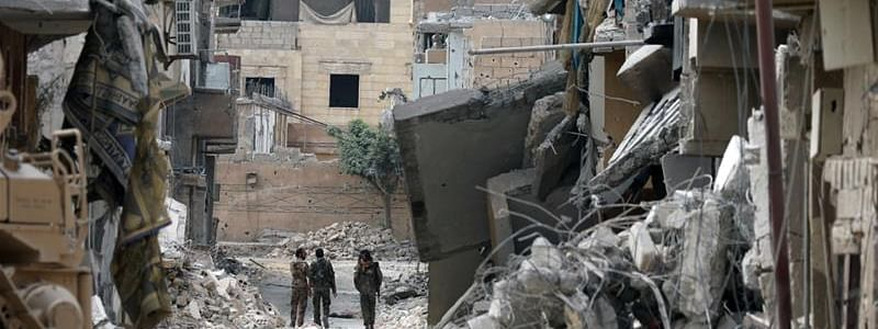 Coalition attacks on Syria's Raqqa may have broken law -Amnesty