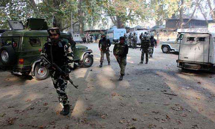 6 militants killed in encounter with security forces in Anantnag