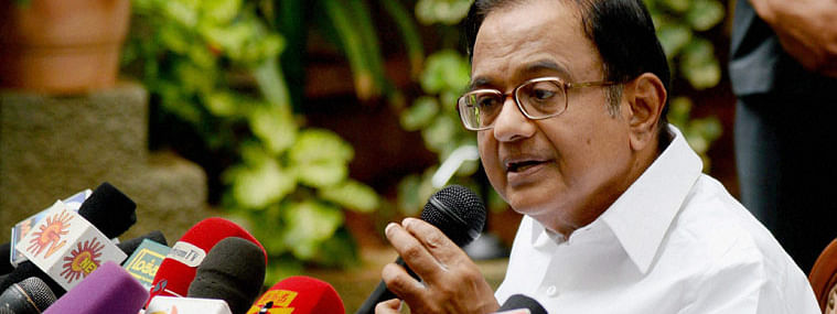 Sushma should have been PM in 2014, says Chidambaram