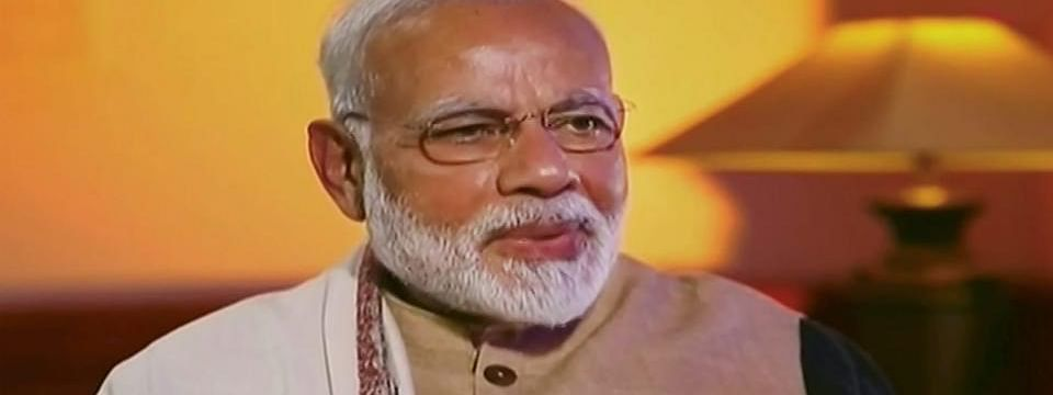It will be a coalition Govt even if we get majority, says Modi