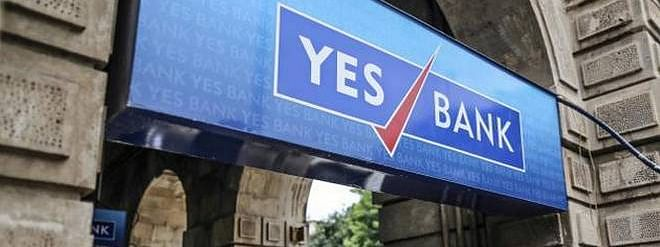 Yes Bank down 15.06 pc to Rs 41.45