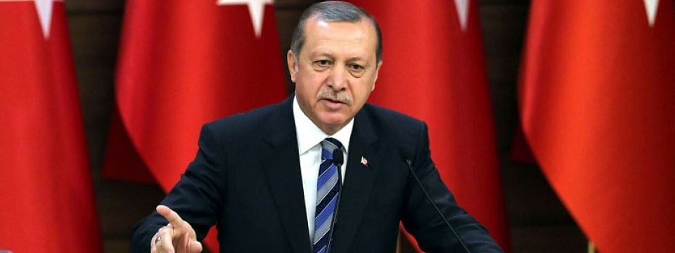 Erdogan tightens control over Turkey