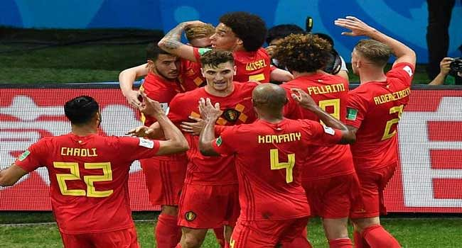Belgium finishes third in world cup, after 2-0 win over England