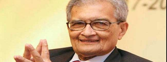 Amartya Sen Slams intolerance of the Modi government