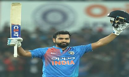 Rohit Sharma's ton helps India clinch T20 series against England