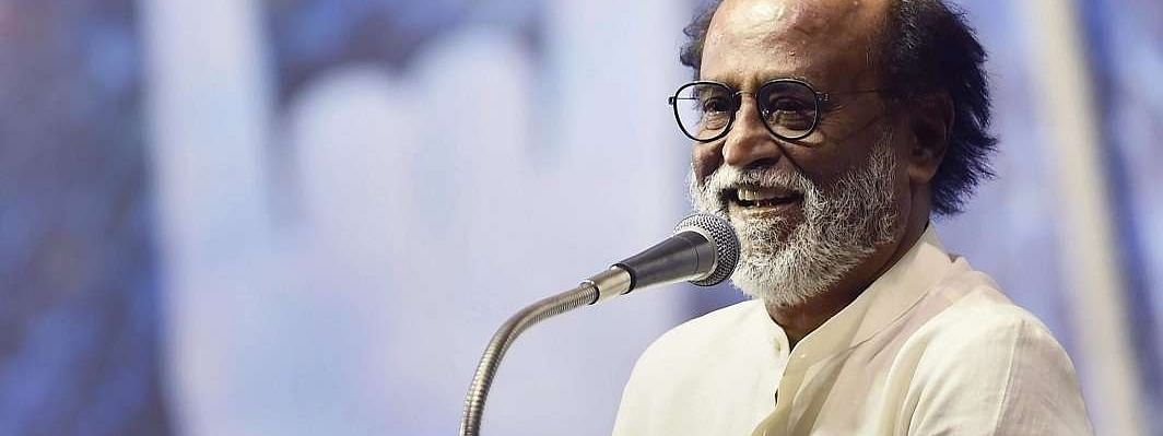 A decision on contesting polls at the right time: Rajini