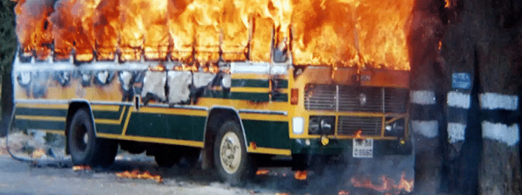 AIADMK convicts in Dharmapuri bus burning case to be set free
