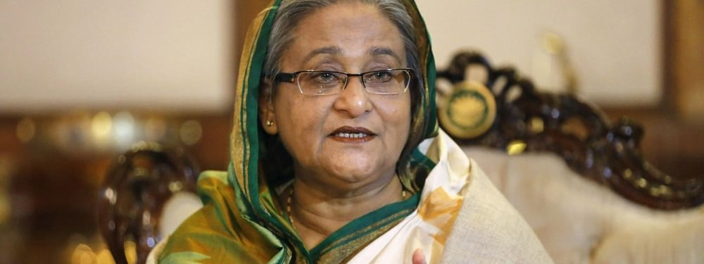 Sheikh Hasina rejects US Congressman's proposal to attach Rakhine with Bangladesh