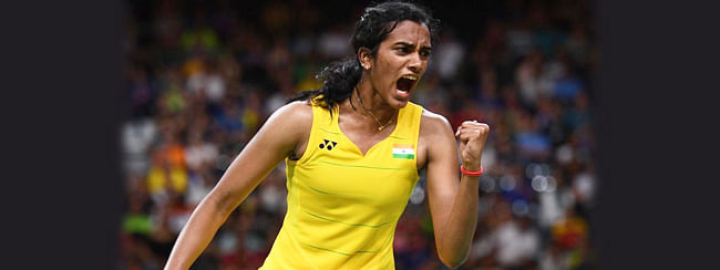 Sindhu storms into semis