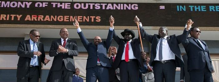 South Sudanese say hope peace deal helps revive economy