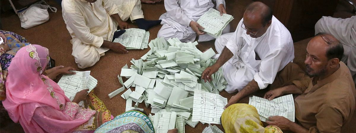 1.67 mn votes rejected in July 25 Pakistan polls