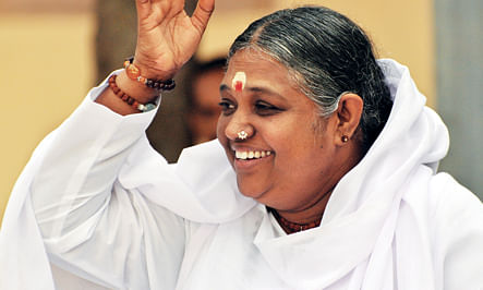 Mata Amritanandamayi Devi to leave for Madurai Brahmasthanam today