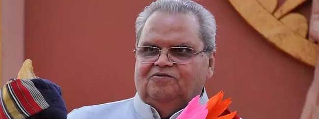 Satya Pal Malik appointed JK Governor, Lalji Tandon gets Bihar