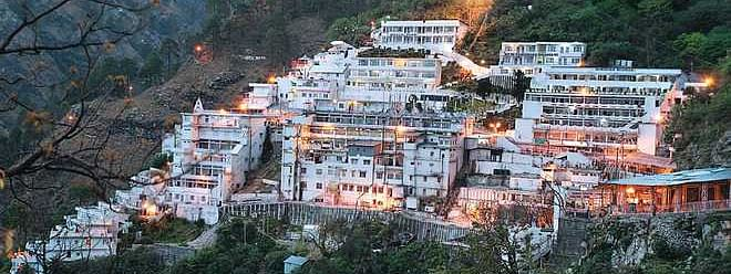 Incresed by 3.74 lakhs, Vaishno Devi Yatra touches 80 lakh mark in Oct-Nov