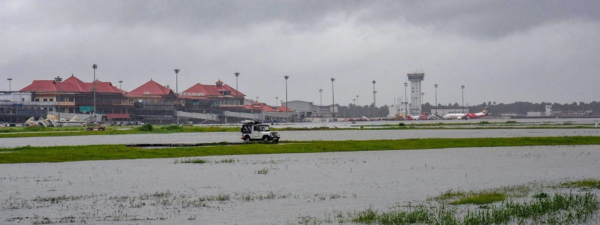 Kochi airport hopes to restart operations from August 26