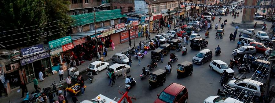 Life returns to normal in Kashmir