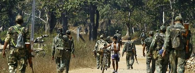 Chhattisgarh: 14 Maoists slain in encounter with security forces